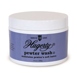 Hagerty Pewter Wash (Wide-mouth opening) - Case of 12 - 8 oz. ea.