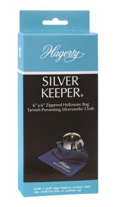Hagerty Zippered Flatware Bag - Case of 12 - 6