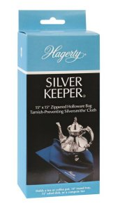 Hagerty Zippered Flatware Bag - Case of 12 - 15