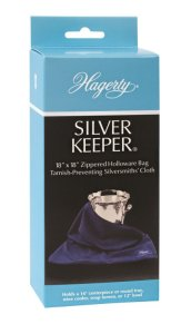 Hagerty Zippered Flatware Bag - Case of 12 - 18