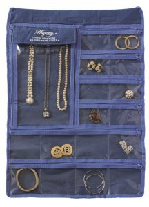 Hagerty Jewelry Keeper (35 zippered pockets) - 15