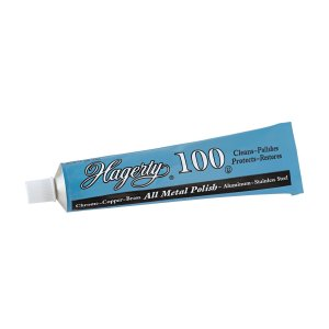 Hagerty 100 All Metal Polish - 4 oz.