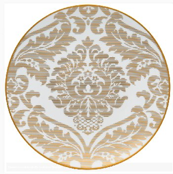 Haviland DAMASSE GOLD Dinnerware