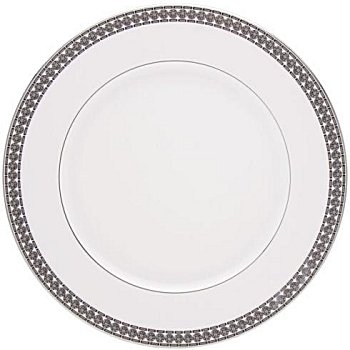 Haviland ETERNITY WHITE AND PLATINUM Dinnerware