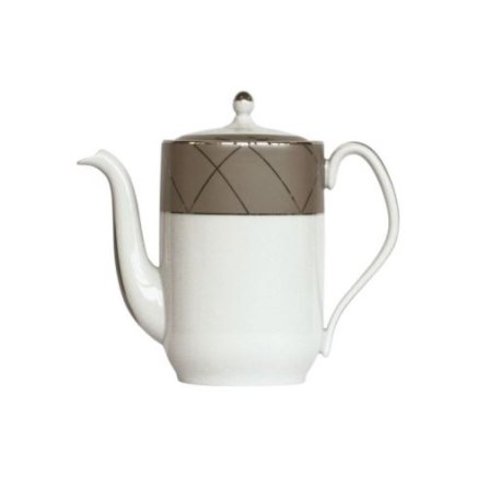 Haviland AURORE WITH ARCHES Coffee Pot, Large