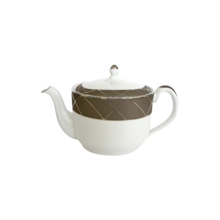 Haviland AURORE WITH ARCHES Teapot, Large