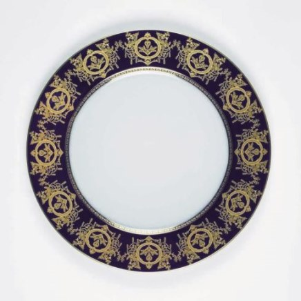 Haviland RITZ IMPERIAL BLEU DE FOUR Bread & Butter Plate