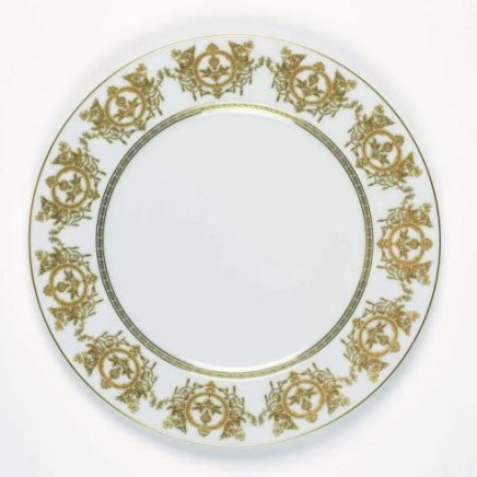 Haviland RITZ IMPERIAL BLANC Bread & Butter Plate