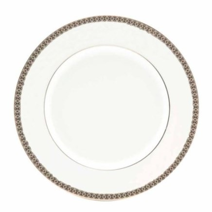 Haviland SYMPHONIE PLATINUM Dinner Plate