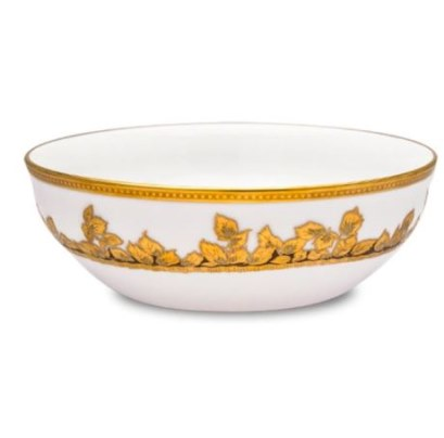 Haviland FEUILLE D'OR Individual Salad Bowl