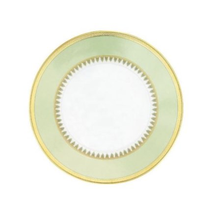 Haviland OASIS GREEN Bread & Butter Plate