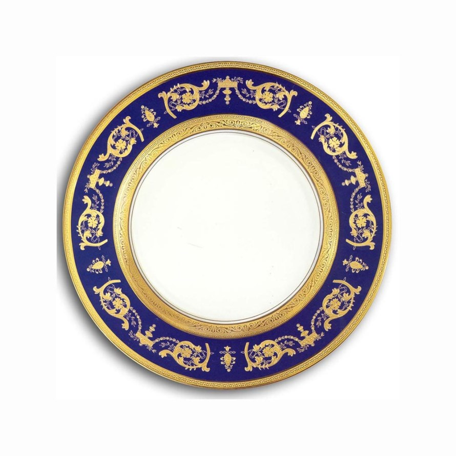 Haviland IMPERATOR BLEU DE FOUR Bread & Butter Plate