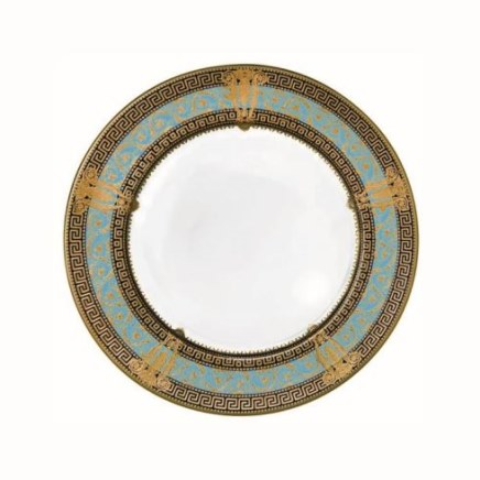 Haviland SALON MURAT TURQUOISE AND GOLD Bread & Butter Plate
