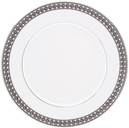 Haviland ETERNITY WHITE AND PLATINUM Dessert Plate