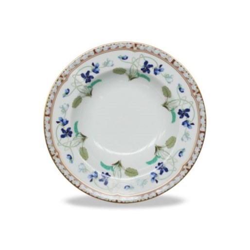 Haviland IMPERATRICE EUGENIE Rim Soup Plate, Large