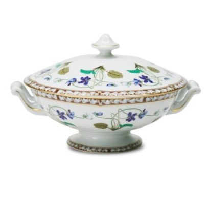 Haviland IMPERATRICE EUGENIE Covered Casserole