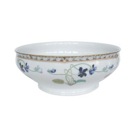 Haviland IMPERATRICE EUGENIE LGE SALAD SERVING BOWL