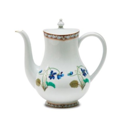 Haviland IMPERATRICE EUGENIE Coffee Pot, Large