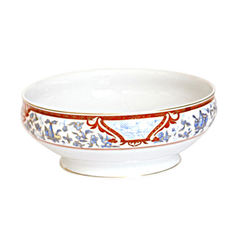 Haviland IMARI ROUGE Salad Serving Bowl