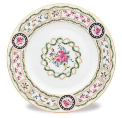 Haviland LOUVECIENNES Bread & Butter Plate