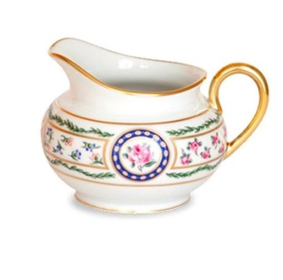 Haviland LOUVECIENNES Creamer, Large