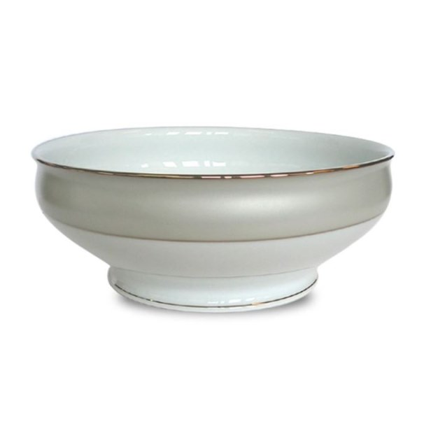 Haviland CLAIR DE LUNE UNI Salad Serving Bowl