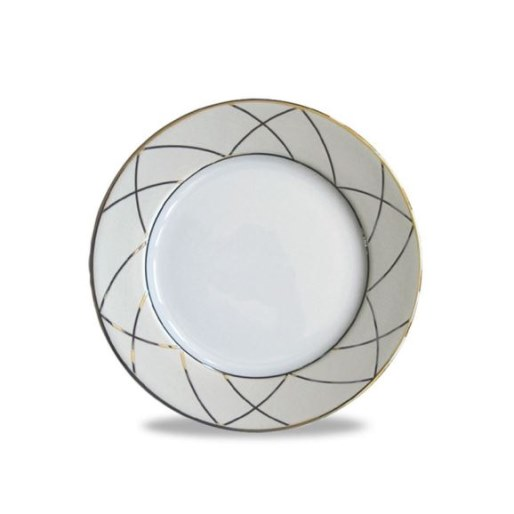 Haviland CLAIR DE LUNE WITH ARCHES Dessert Plate