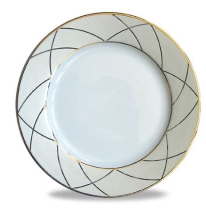 Haviland CLAIR DE LUNE WITH ARCHES Salad Plate
