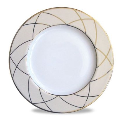Haviland CLAIR DE LUNE WITH ARCHES Bread & Butter Plate
