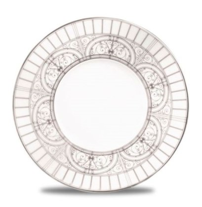 Haviland BELLE EPOQUE PLATINUM BREAD AND BUTTER PLATE