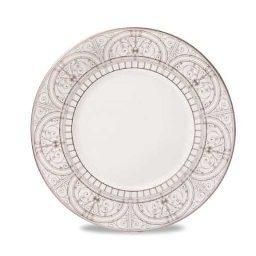 Haviland BELLE EPOQUE PLATINUM LGE DINNER PLATE