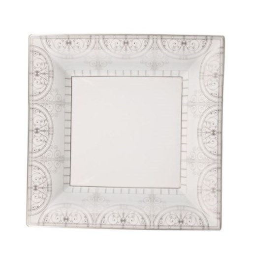 Haviland BELLE EPOQUE PLATINUM LARGE TRAY