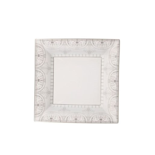 Haviland BELLE EPOQUE PLATINUM MEDIUM TRAY