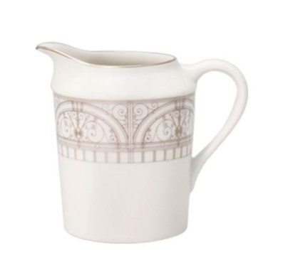 Haviland BELLE EPOQUE PLATINUM CREAM JUG