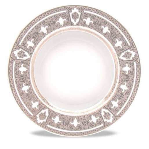 Haviland GRAND APPARAT PLATINUM Round Deep Platter