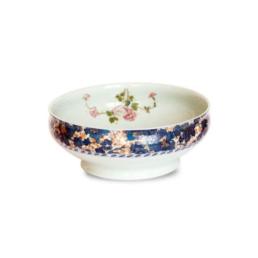Haviland DAMMOUSE Salad Serving Bowl
