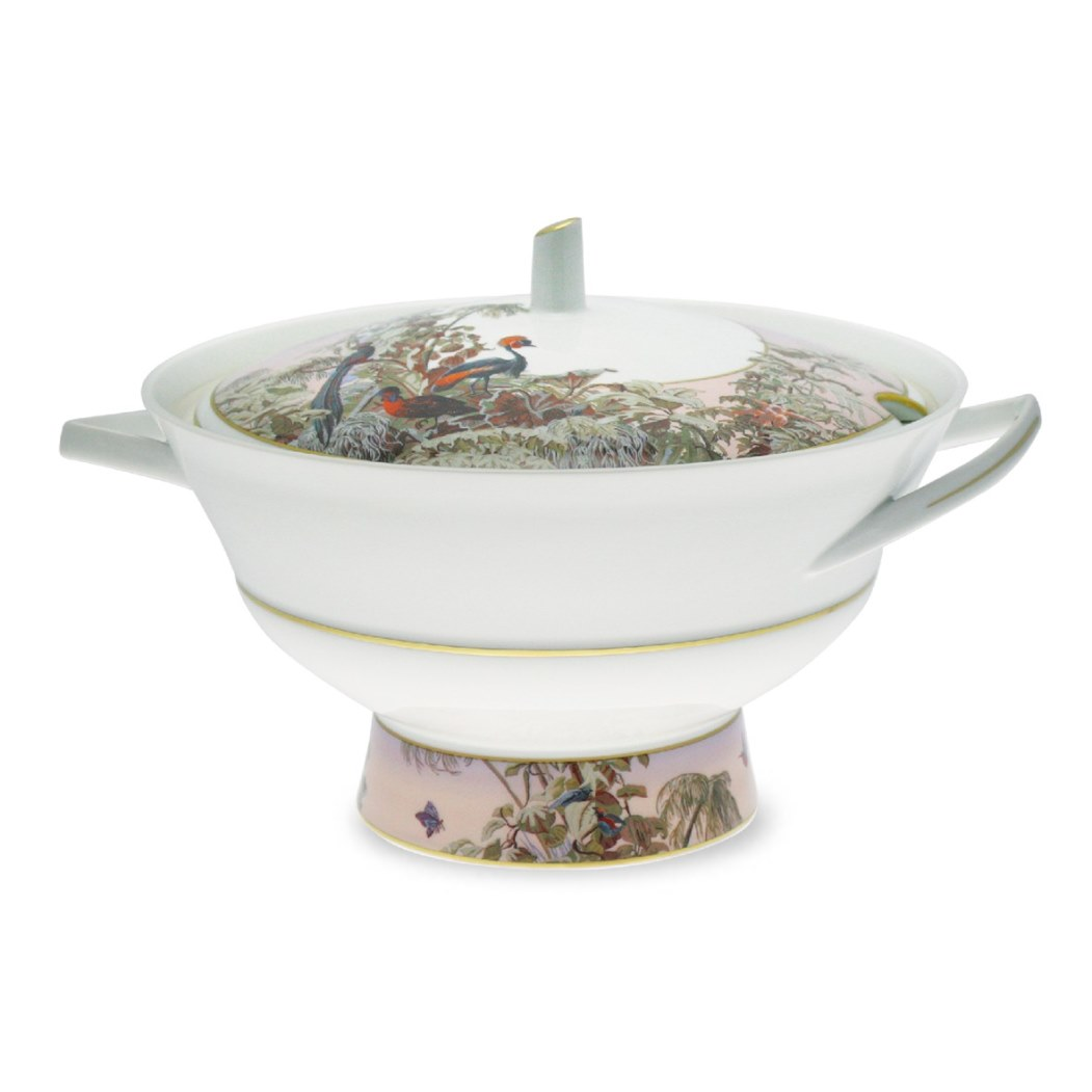 Haviland LE BRESIL Soup Tureen