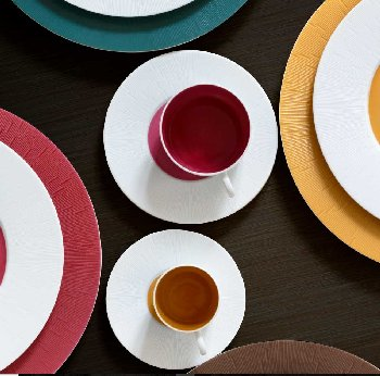 Haviland INFINI Arc-En-ciel Dinnerware
