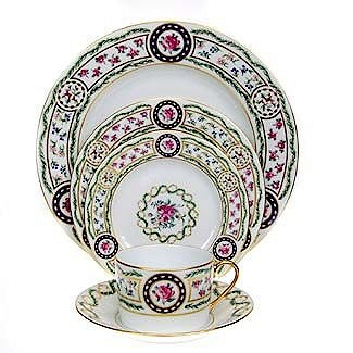 Haviland LOUVECIENNES Dinnerware