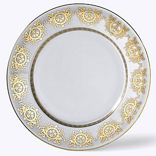 Haviland RITZ IMPERIAL BLANC Dinnerware
