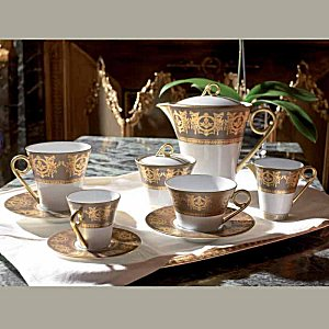 Haviland RITZ IMPERIAL BRONZE Dinnerware