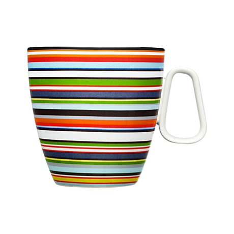 Iittala Origo Mug 13.5 Oz Orange