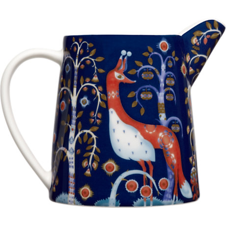 Taika Pitcher 17 Oz Blue