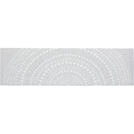 Kastehelmi Table Runner 17.5 X 57.5? Light Gray