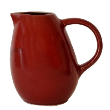 Jars TOURRON CERISE Pitcher  33.8 oz