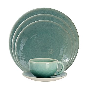 Jars TOURRON JADE Dinnerware