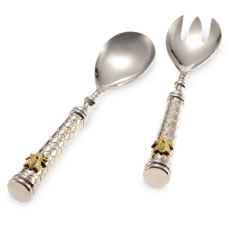 Julia Knight Queen Bee Salad Serving Set