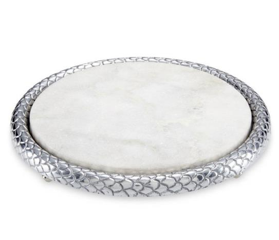 Julia Knight Florentine Marble Cheese Tray