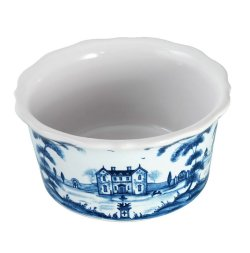 Juliska Country Estate Delft Blue Ramekin Tea Party Tent