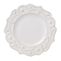 Juliska Jardins du Monde Whitewash Side/Cocktail Plate